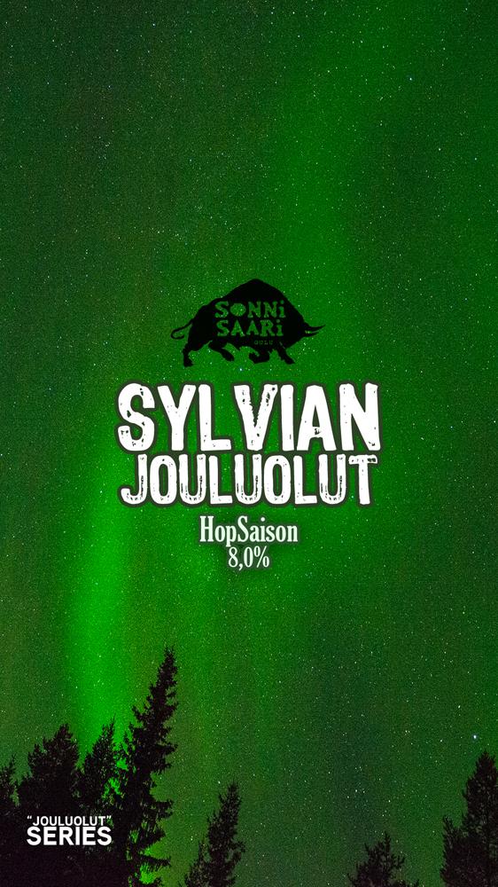 Sylvian Jouluolut (HopSaison)